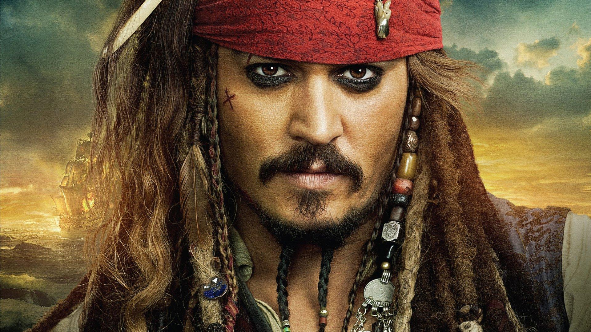 Пираты Карибского моря: На странных берегах смотреть фото
