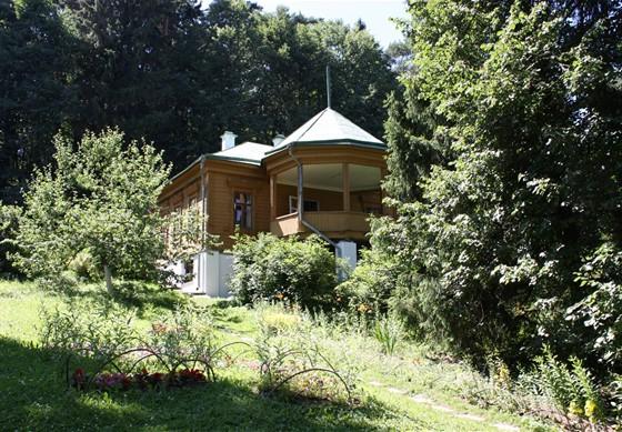 Фото дом-музей Пришвина в Дунино