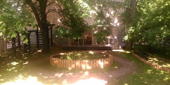 Фото живой дом