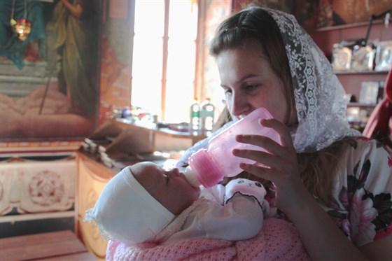 Красота материнства смотреть фото