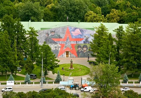 Фото культурный центр Вооруженных сил РФ
