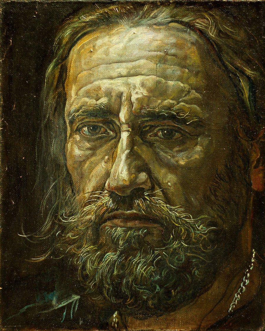 Александр Москвитин. Дорога за горизонт смотреть фото