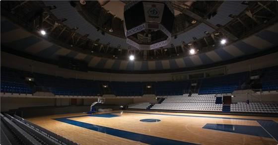 Фото дворец спорта «Динамо» в Крылатском