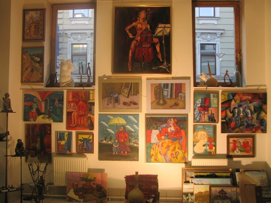 Фото галерея Sfumato