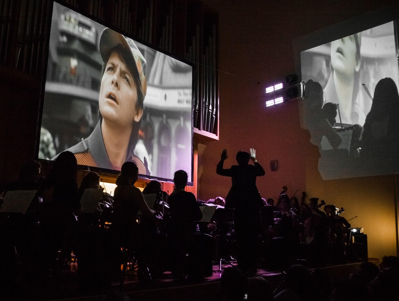 Фестиваль саундтреков «Кинозвук»: TenBitZ Collective смотреть фото