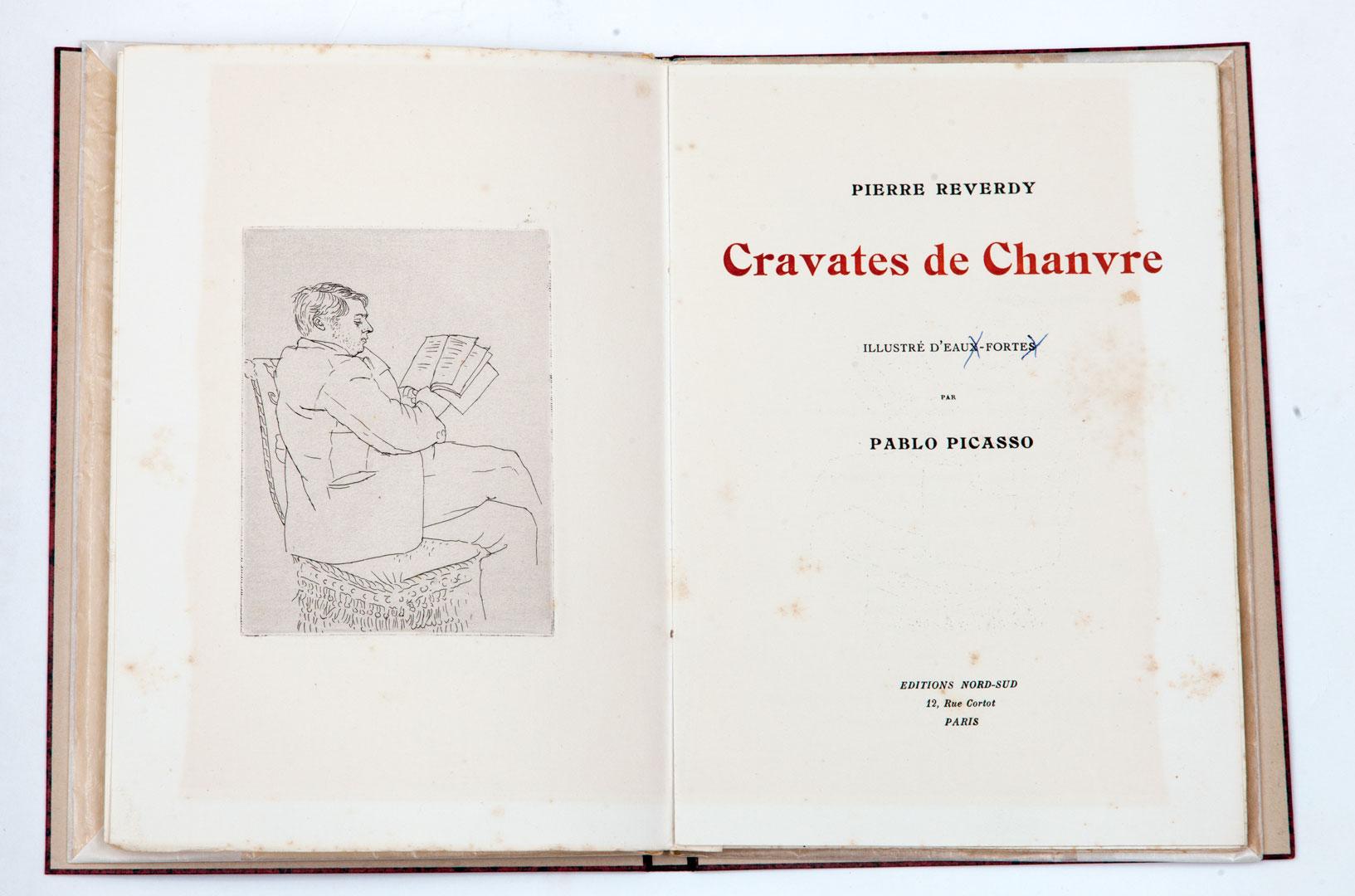 Пабло Пикассо: художник среди поэтов. Книги из собрания Марка Башмакова смотреть фото