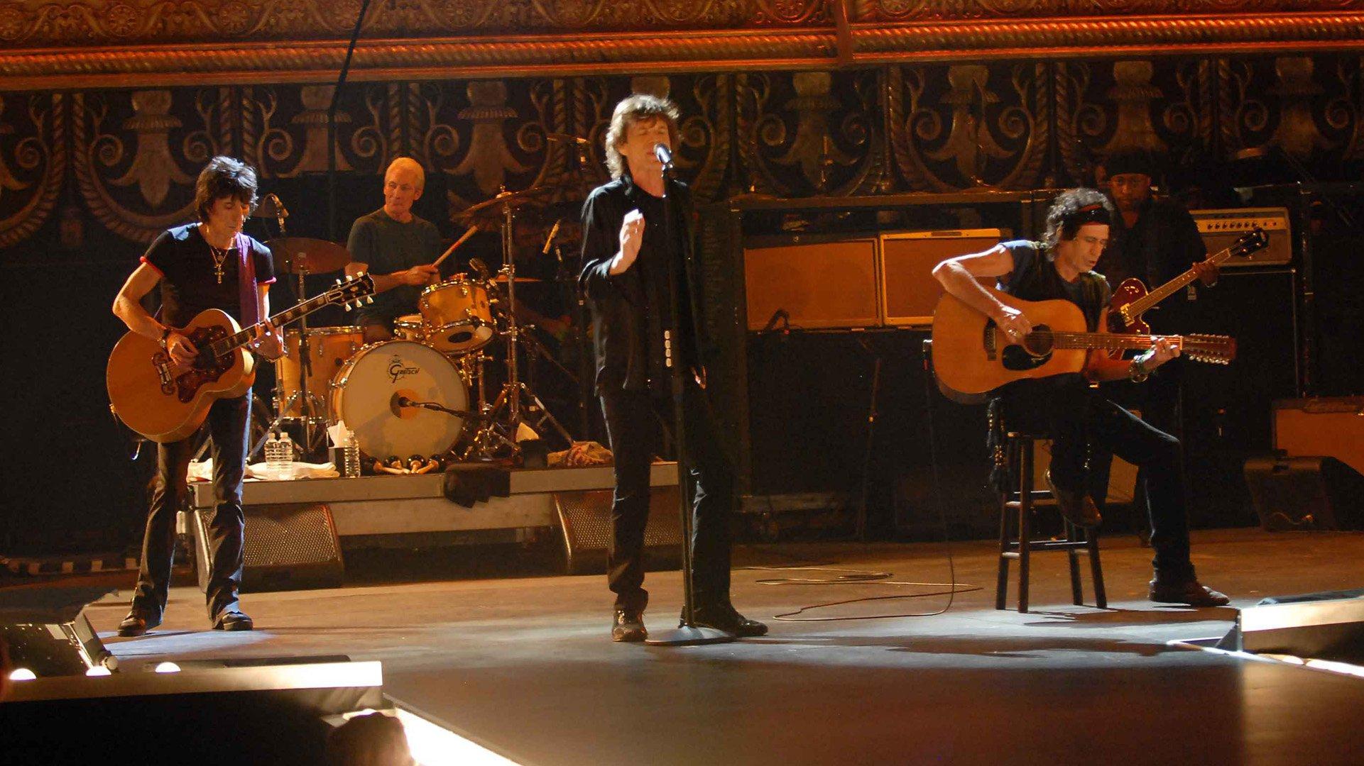 The Rolling Stones. Да будет свет смотреть фото