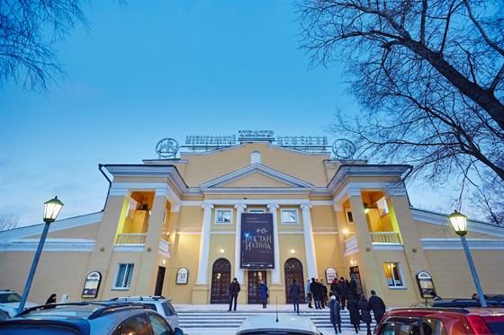 Фото новосибирский музыкальный театр