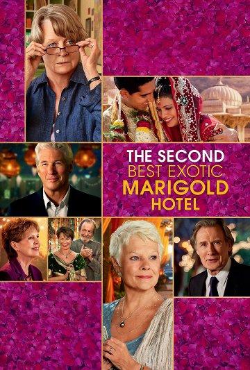 Постер Отель «Мэриголд»: Заселение продолжается