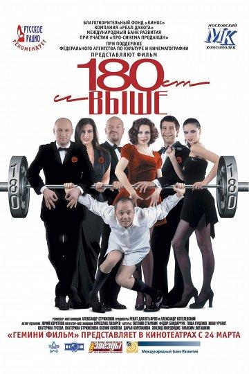Постер От 180 и выше