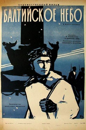 Постер Балтийское небо