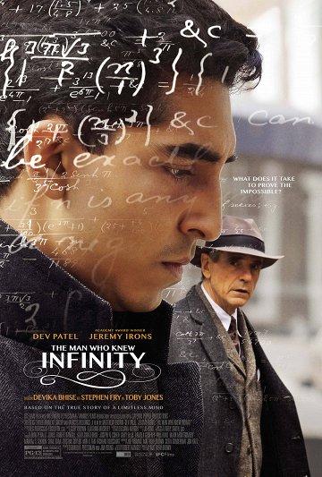 Постер Человек, который познал бесконечность