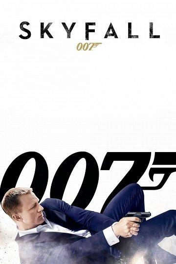 Постер 007: Координаты «Скайфолл»