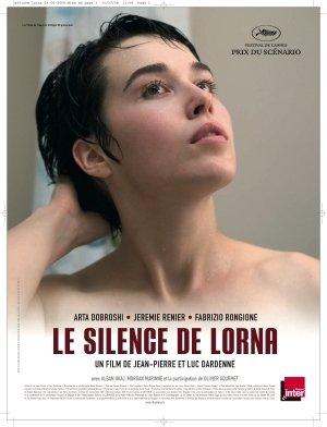 Постер Молчание Лорны