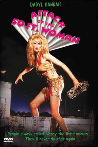 Постер Атака 50-футовой женщины