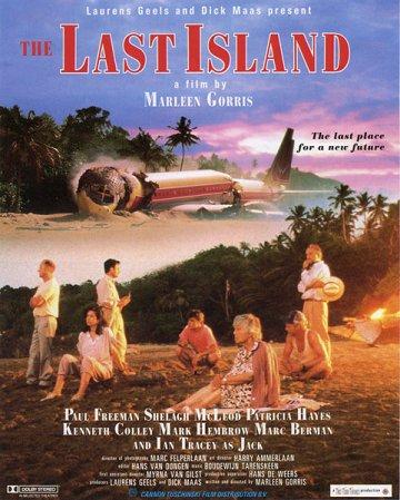 Постер Последний остров