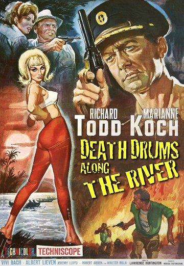 Постер Барабаны смерти