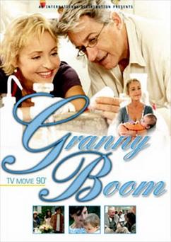 Постер Бабушка Бум