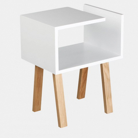 Лауреат разных дизайнерских премий — прикроватная тумба Uno, 8300 р.