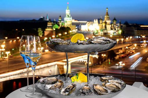 2,9,16 и 23 декабря 2018 года не пропустите настоящий праздник для гурманов  в ресторане «Балчуг Гриль».