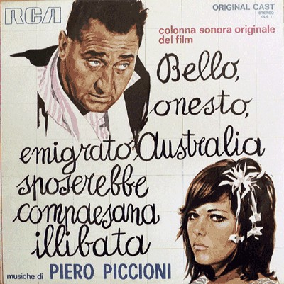 Красивый, честный эмигрант в Австралии (Bello, onesto, emigrato Australia sposerebbe compaesana illibata)