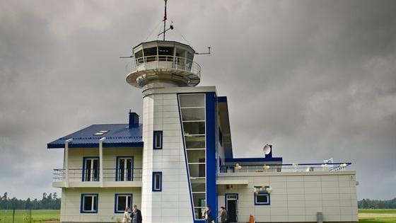Аэродром Новинки