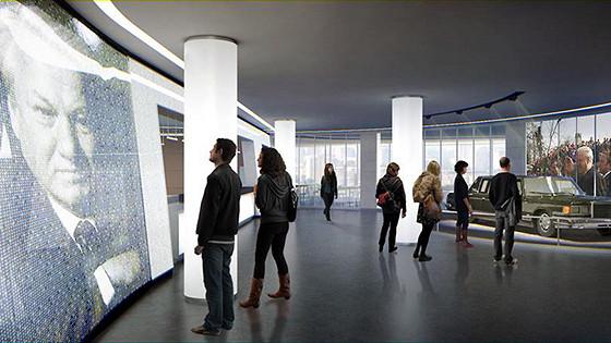 Выставка проектов «Школы главного архитектора»