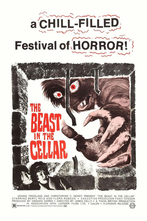 Зверь в подвале (The Beast in the Cellar)