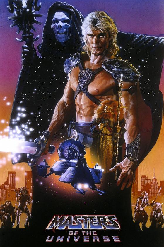 Властелины Вселенной (Masters of the Universe)