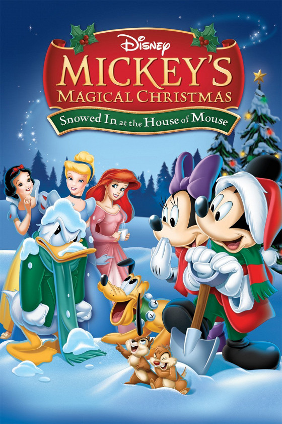 Волшебное Рождество у Микки (Mickey's Magical Christmas: Snowed in at the House of Mouse)