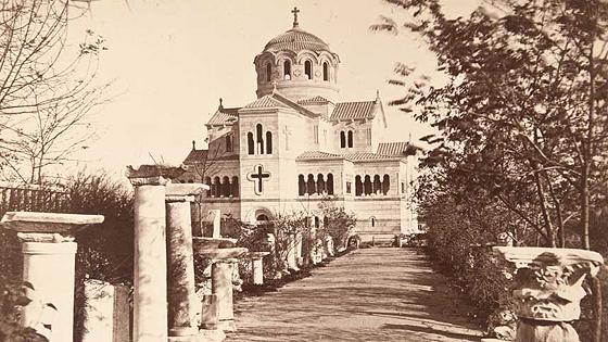 Крым в фотографиях 1880–1910-х годов из собрания Русского музея