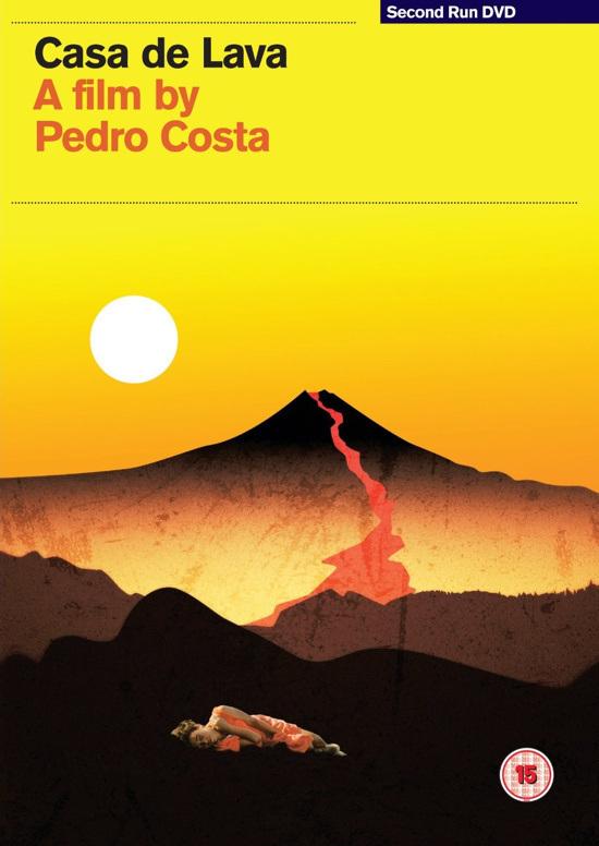 Дом из лавы (Casa de lava)
