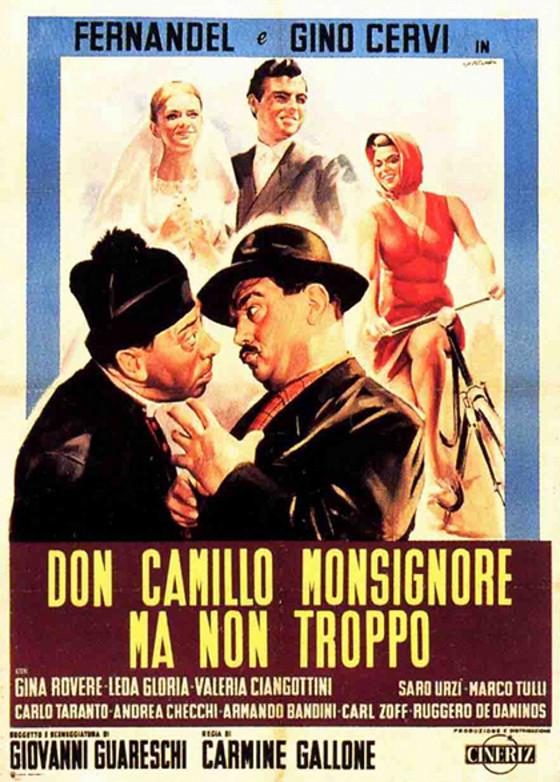 Дон Камилло — монсеньор (Don Camillo monsignore ma non troppo)