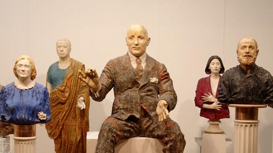 Своевременное искусство. Скульптор Леонид Баранов, его друзья и герои