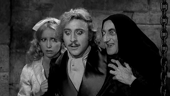 Молодой Франкенштейн (Young Frankenstein)