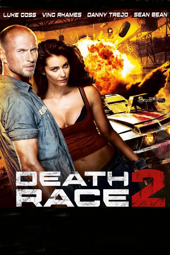 Смертельная гонка-2 (Death Race 2)
