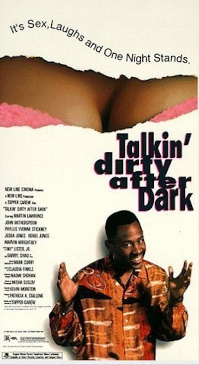 Грязные беседы по ночам (Talkin' Dirty After Dark)