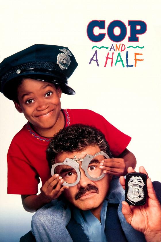 Полицейский и малыш (Cop and ½)