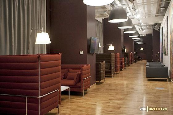 Клубный офис Cabinet Lounge