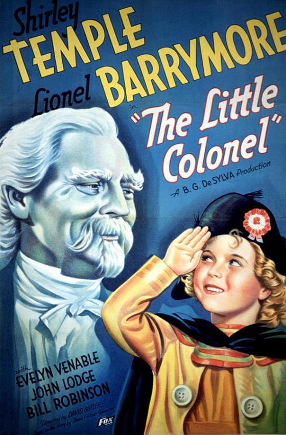 Маленький полковник (The Little Colonel)