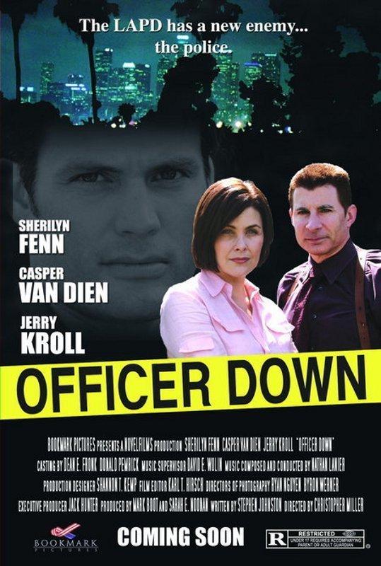 Убить офицера (Officer Down)