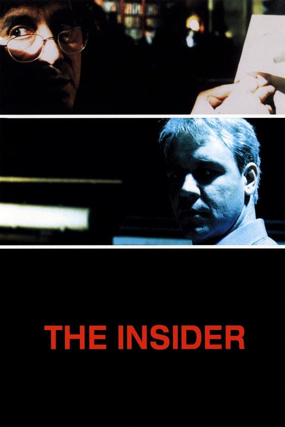 Свой человек (The Insider)