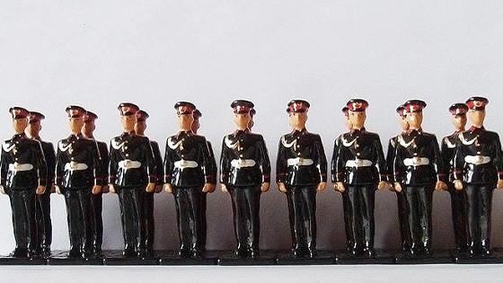 Сквозь времена. Российская военно-историческая миниатюра