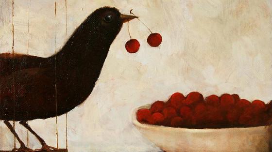 Александра Шадрина. Птицелов