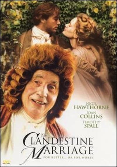 Тайный брак (The Clandestine Marriage)