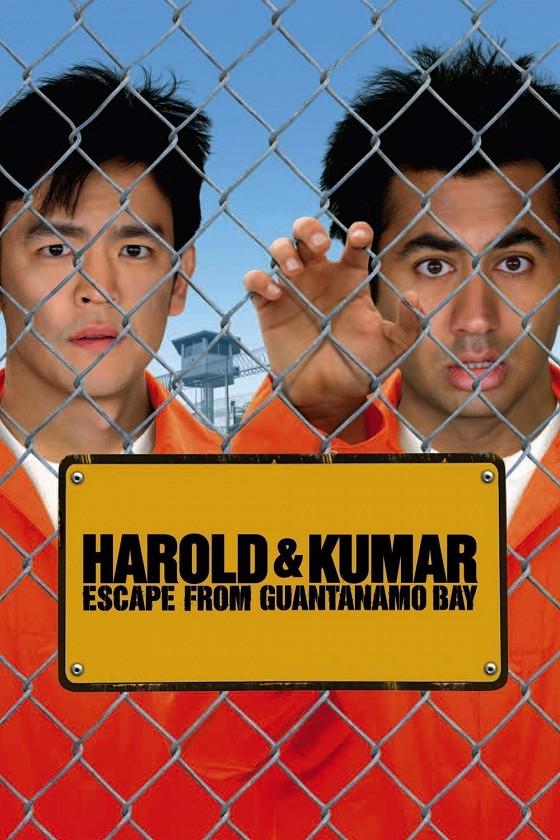 Гарольд и Кумар: Побег из Гуантанамо (Harold & Kumar Escape from Guantanamo Bay)