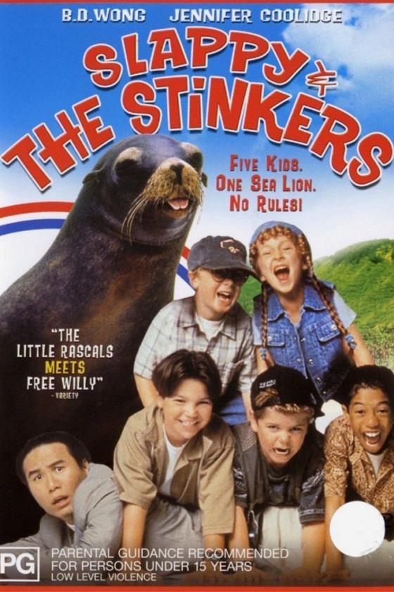 Хлопушка и вонючки (Slappy And The Stinkers)