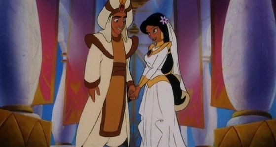 Аладдин и король воров (Aladdin and the King of Thieves)