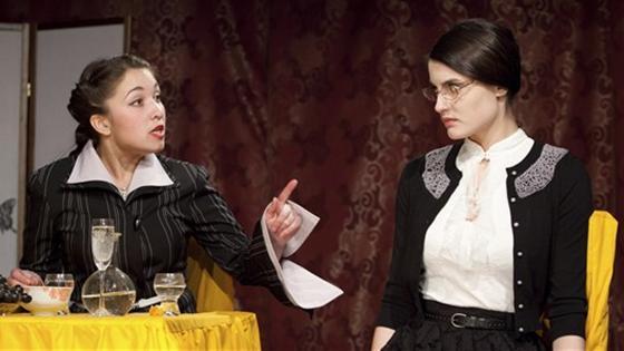 Сирена и Виктория