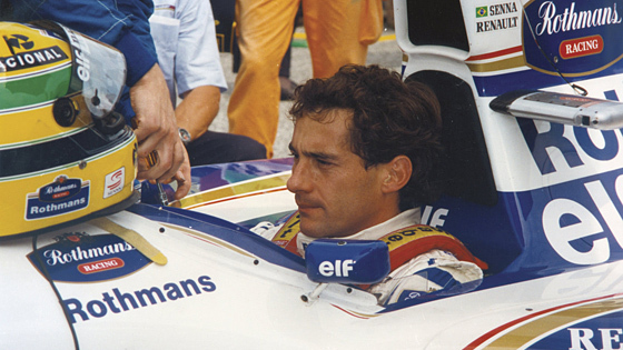 Сенна (Senna)